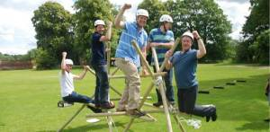 Content-Team Building Pioneering