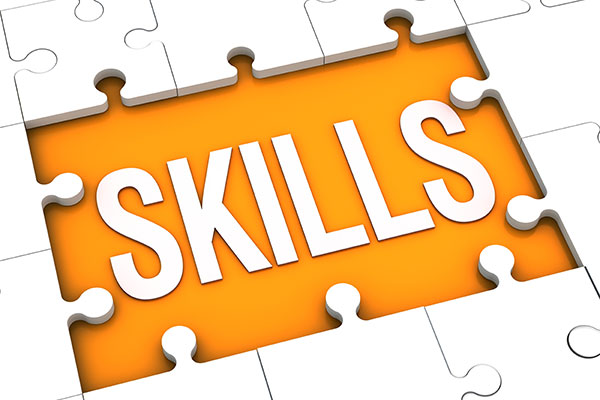 The skill of developing skills